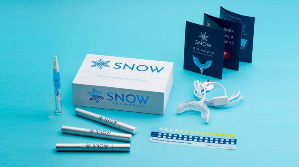 How Long To Use Snow Teeth Whitening